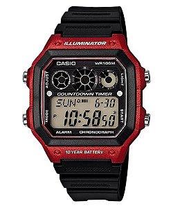 Relógio Casio Masculino AE-1300WH-4AV