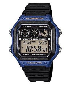 Relógio Casio Masculino AE-1300WH-2AV