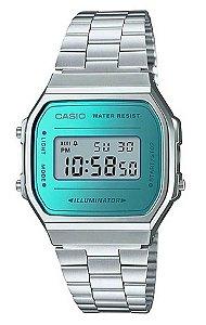 Relógio Casio Unisex Vintage A168WEM-2DF