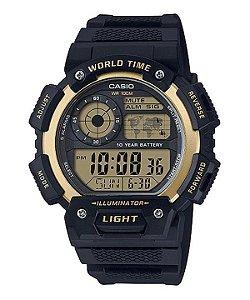 Relógio Casio Masculino AE-1400WH-9AV