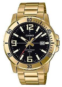 Relógio Casio Masculino MTP-VD01G-1BV