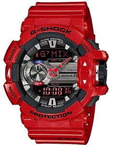 Relógio Casio G-Shock Masculino G'MIX GBA-400-4ADR Bluetooth®