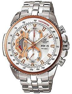 Relógio Casio Edifice Masculino EF-558D-7AUVDF