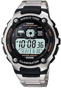 Relógio Casio Masculino AE-2000WD-1AVDF