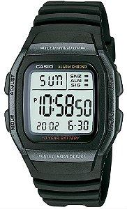 Relógio Casio Masculino W-96H-1BVDF