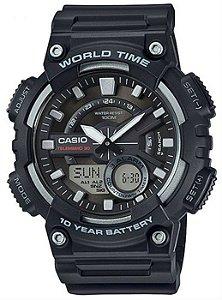 Relógio Casio Masculino AEQ-110W-1AVDF