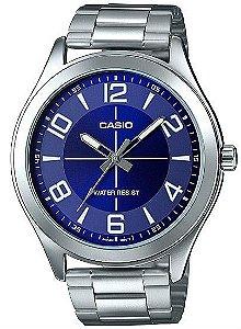 Relógio Casio Masculino MTP-VX01D-2BUDF