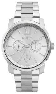 Relógio Euro feminino EU6P29AGV/3K