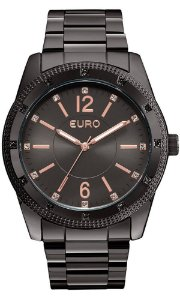 Relógio Euro Metal Glam EU2035YMN/4P