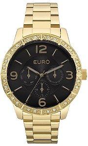 Relógio Euro Metal Glam EU6P29AGX/4P