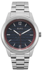 Relógio Euro Metal Trendy EU2033AP/3A