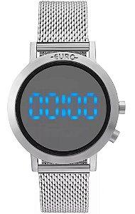 Relógio Euro Feminino Fashion Fit Digital EUBJ3407AB/3P