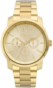 Relógio Euro feminino EU6P29AGU/4D