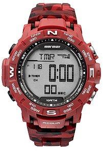 Relógio Mormaii Action Masculino MO1173A/8R