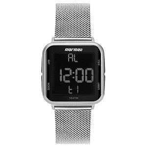 Relógio Mormaii Lab Digi MO6600AK/7K