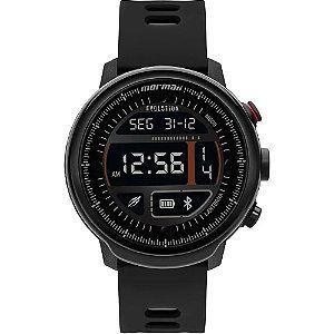 Relógio Smartwatch Mormaii Evolution Masculino MOL5AA/8P