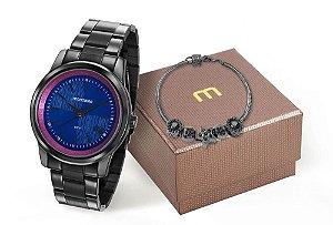 Relógio Mondaine Feminino 53636LPMVPE2K1+ Pulseira