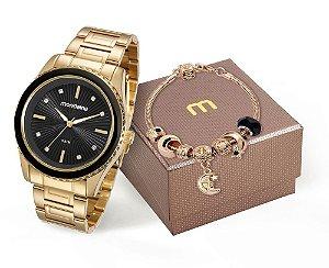 Relógio Mondaine Feminino 76568LPMVDE5K com pulseira