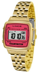 Relógio Lince Feminino Digital SDPH043L BRKX