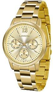Relógio Lince Feminino LMGJ069L C2KX