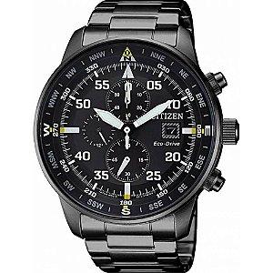 Relógio Citizen Masculino Eco-Drive Aviator TZ31132P CA0695-84E