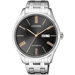 Relógio Citizen Masculino Automático TZ20939W NH8360-80J