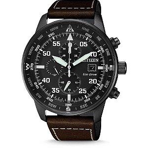 Relógio Citizen Masculino Eco-Drive Aviator TZ31132D CA0695-17E
