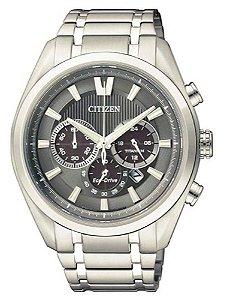 Relógio Citizen Masculino Eco-Drive TZ30259W CA4010-58H Titanium