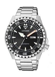 Relógio Citizen Masculino Automático TZ31203T NH8388-81E