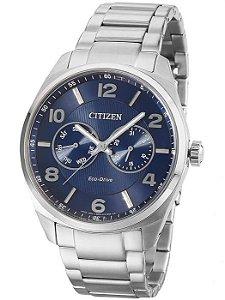 Relógio Citizen Masculino Eco-Drive TZ20000F