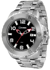 Relógio X-Games Masculino XMSS1042 P2SX