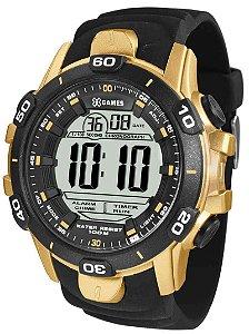 Relógio X-Games Masculino XMPPD412 BXPX