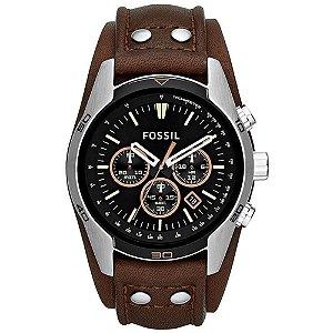 Relógio Fossil Masculino Coachman CH2891/2PN