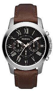 Relógio Fossil Grant Masculino FS4813/0PN