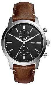 Relógio Fossil Townsman Masculino FS5280/0PN