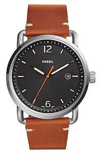 Relógio Fossil The Commuter 3h Date Masculino FS5328/0PN