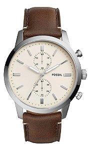 Relógio Fossil Townsman Masculino FS5350/2BN