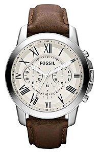 Relógio Fossil Grant Masculino FS4735/0BN
