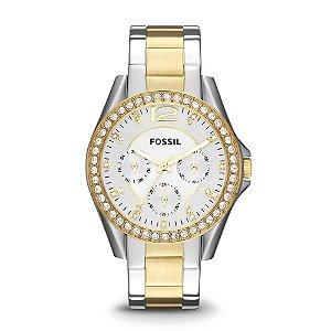 Relógio Fossil Riley Feminino ES3204/5BN