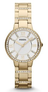 Relógio Fossil Virginia Feminino ES3283/4BN