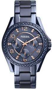 Relógio Fossil Riley Feminino ES4294/4AN