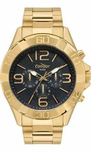 Relógio Condor Masculino COVD54BD/4P
