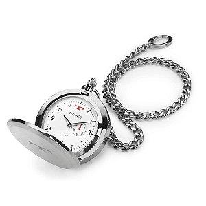 Relógio de bolso Technos Masculino Heritage 1L45BA/1B