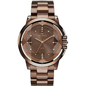 Relógio Technos Feminino Elegance Crystal 2036MLM/4M
