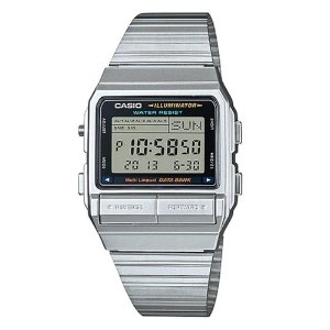 Relógio Casio Data Bank DB-380-1DF