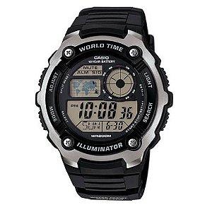 Relógio Casio Masculino Standard AE-2100W-1AVDF