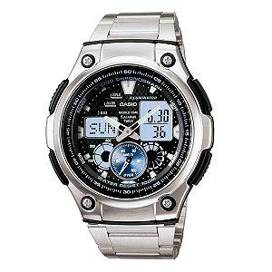 Relógio Casio Masculino Standard AQ-190WD-1AVDF