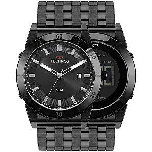 Relógio Technos Masculino Curvas 1S13CR/4P