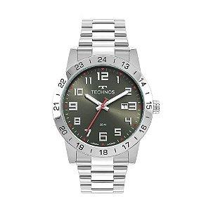 Relógio Technos Masculino Performance Militar 2115MWR/1F