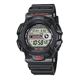Relógio Casio G-Shock Gulfman G-9100-1DR - Titânio